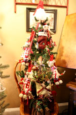 Stuffed Toy Tree